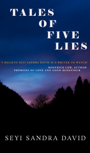 Tales of five lies cover